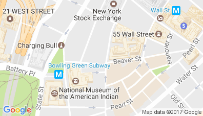 RentShare location on a map